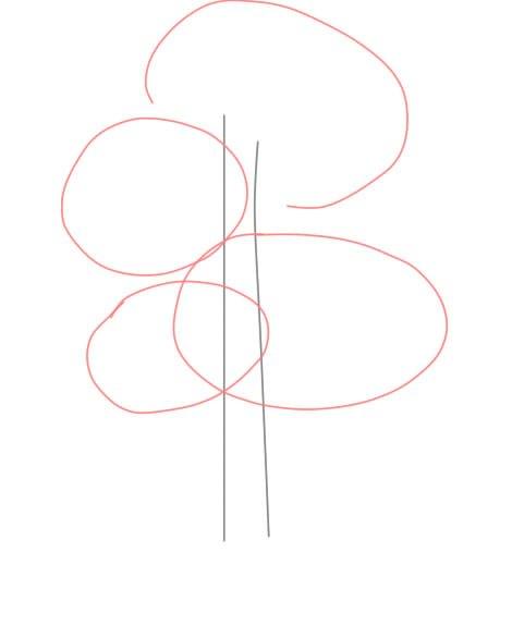 Árvore 2 1 - Aprender a Desenhar Árvores e Arbustos