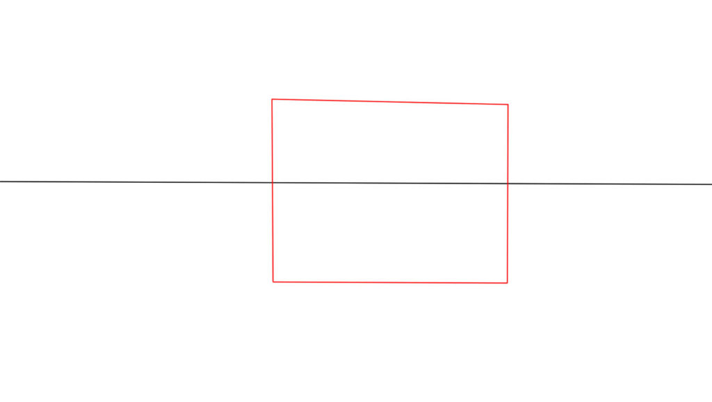Aprender a desenhar casa de lado 5 1024x578 - Como desenhar uma casa de lado