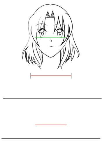 Corpo F 4 1 e1573395023150 - Como desenhar um personagem de anime passo a passo!