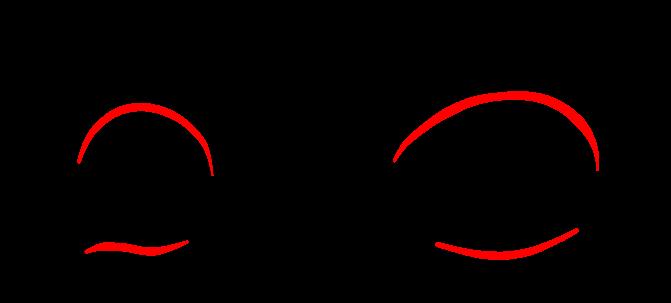 Olhos Fem2 1 - Olhos de Anime: Como Desenhar Passo a Passo! (SIMPLES)