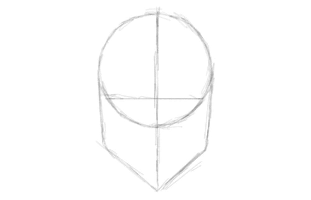 Come disegnare un volto 3 - Como Desenhar Um Rosto
