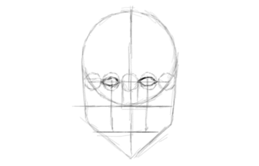 Come disegnare un volto 6 - Como Desenhar Um Rosto