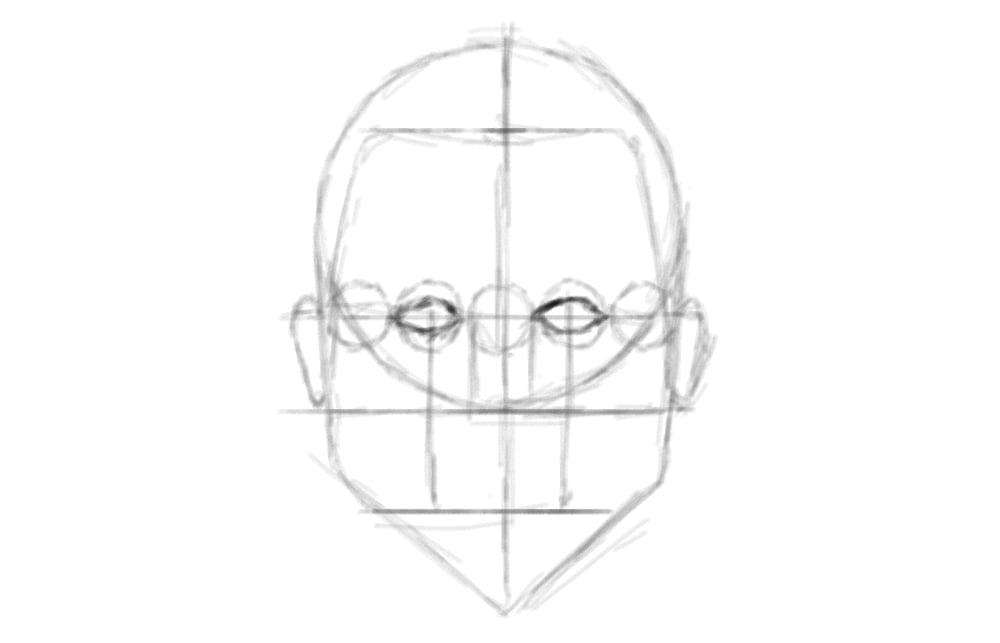 Come disegnare un volto 7 - Como Desenhar Um Rosto