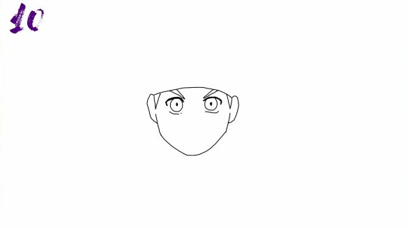 n10 - Como Desenhar o Naruto (Passo a Passo Simples!)