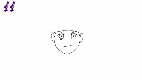 n11 - Como Desenhar o Naruto (Passo a Passo Simples!)