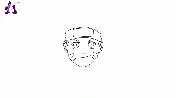 n15 - Como Desenhar o Naruto (Passo a Passo Simples!)