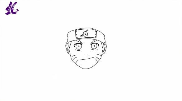 n16 - Como Desenhar o Naruto (Passo a Passo Simples!)
