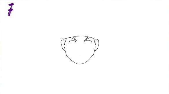 n7 - Como Desenhar o Naruto (Passo a Passo Simples!)