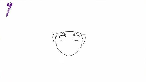 n9 - Como Desenhar o Naruto (Passo a Passo Simples!)